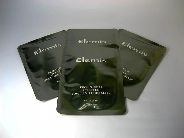 Elemis Pro-Intense Lift Effect Super System - Chin and Jowl Masks