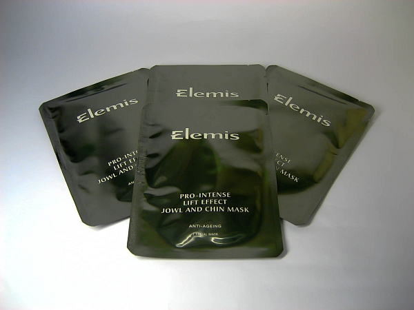 Elemis Pro-Intense Lift Effect Super System - Chin and Jowl Masks