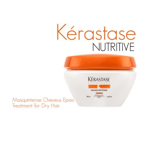 Kérastase Nutritive Masquintense Cheveux Epais Treatment for Dry Hair