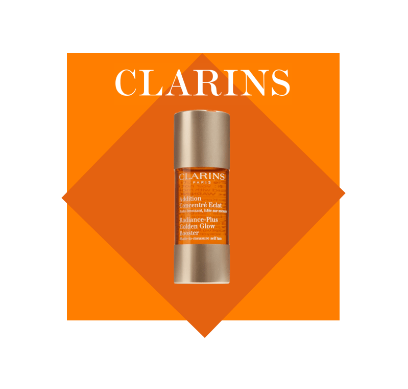 Clarins Self Tanning Radiance-Plus Golden Glow Booster