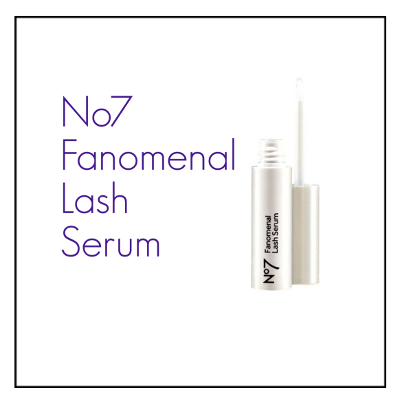 No7 Fanomenal Lash Serum