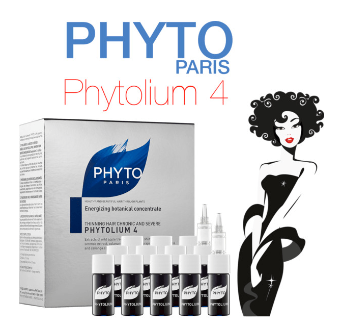 Phyto PhytoLium 4 Chronic Thinning Hair Treatment