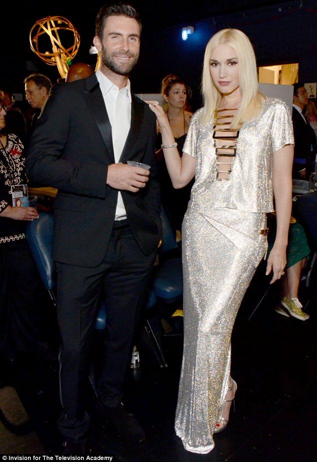 Gwen Stefani Emmys 2014