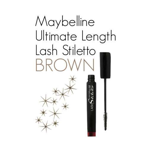 Maybelline Lash Stiletto Ultimate Length Mascara