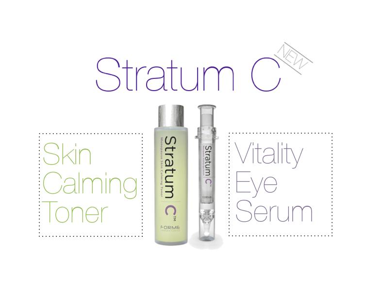 Stratum C Menopause Skin Care Range