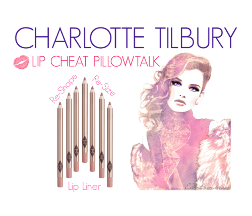 Charlotte Tilbury Pillowtalk lipliner