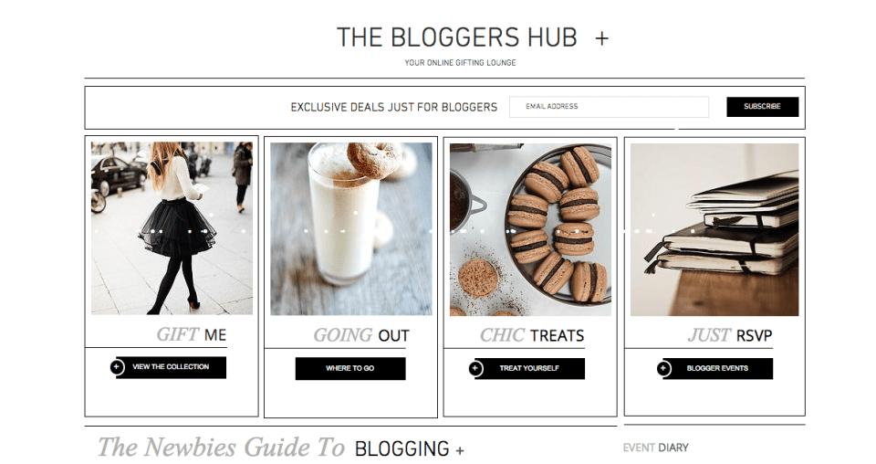 The Bloggers Hub