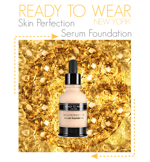 Ready To Wear Skin Perfection Serum Foundation