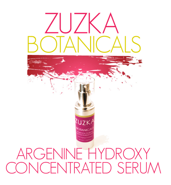 Zuzka - Botanicals Argenine Hydroxy Concentrated Serum