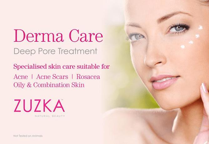 ZUZKA DERMA CARE - Deep Pore Treatment