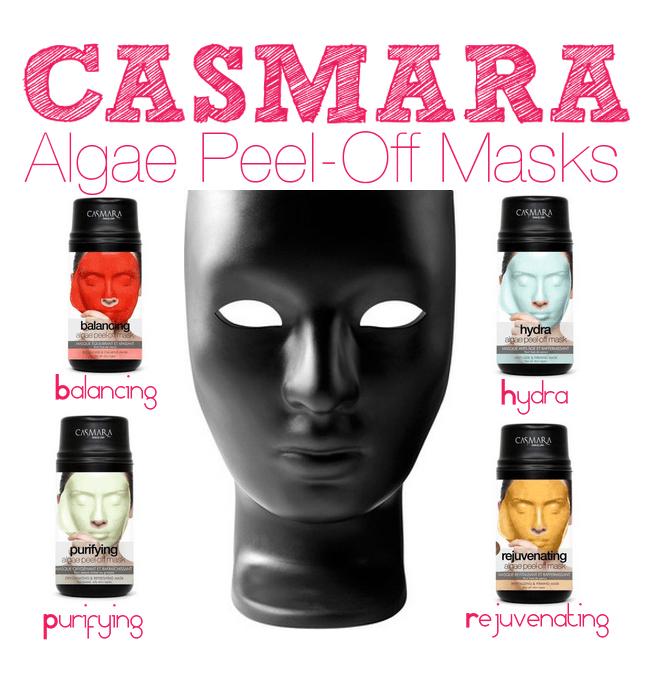 CASMARA Algae Peel-Off Masks