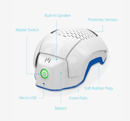 Theradome™LH80 Pro Laser Helmet