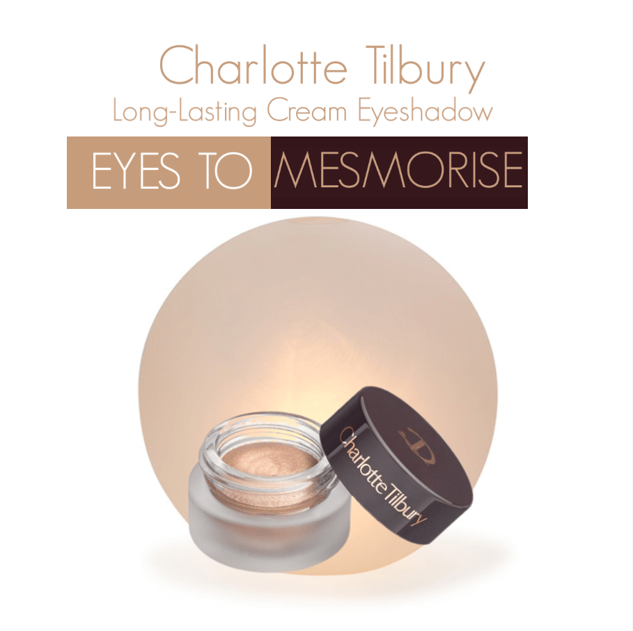 Charlotte Tilbury Long-Lasting Easy Cream Eyeshadow