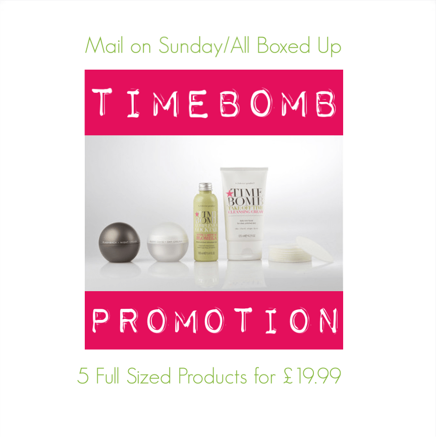 TIMEBOMB PROMOTION