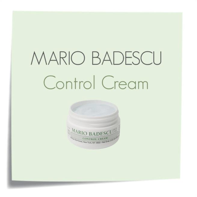 Mario Badescu Control Cream