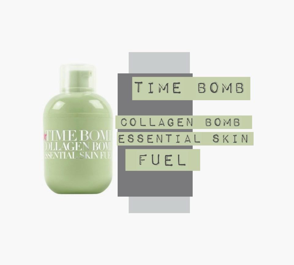 QVC - Time Bomb Collagen Bomb Essential Skin Fuel