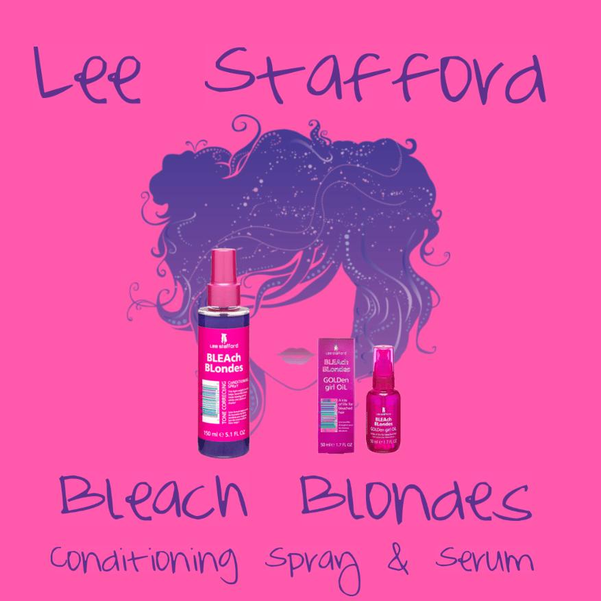 Lee Stafford Bleach Blondes