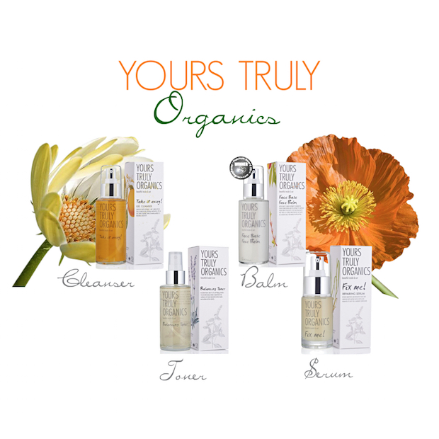 Yours Truly Organics Skincare
