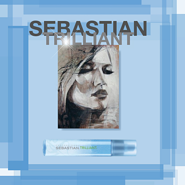 Sebastian Professional Trilliant with Heat Protection