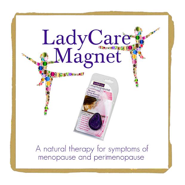 LadyCare Magnet