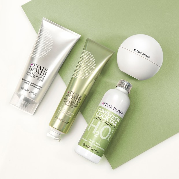 TIME BOMB SUPERSIZE OFFER AT QVC 16th August