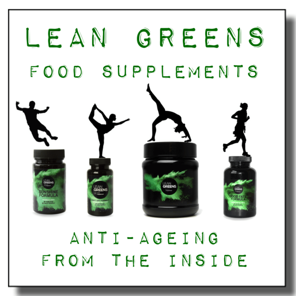 Lean Greens Food Supplements