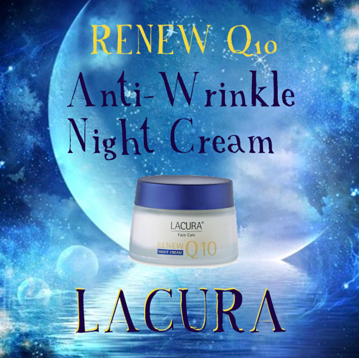 Lacura RENEW Q10 Night Cream