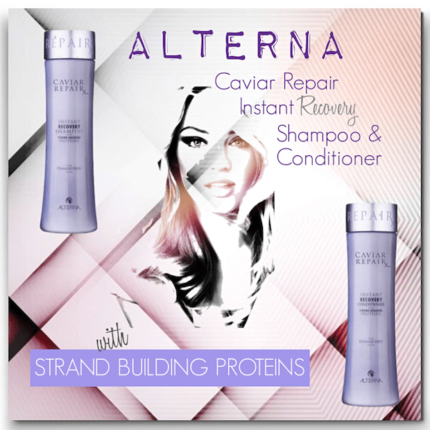 Alterna Instant Recovery Shampoo and Conditioner