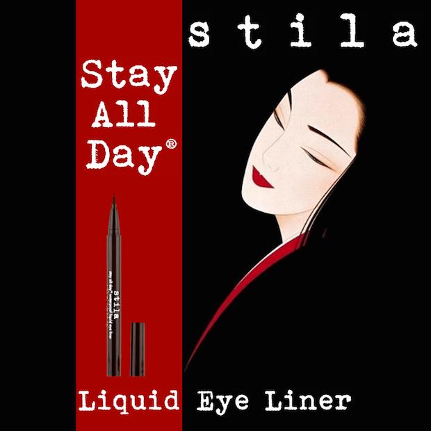 STILA Stay All Day® Waterproof Liquid Eye Liner