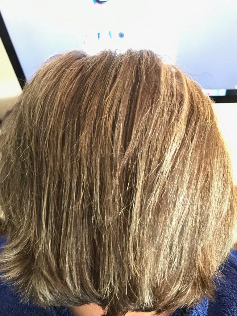 3D HAIR AFTER