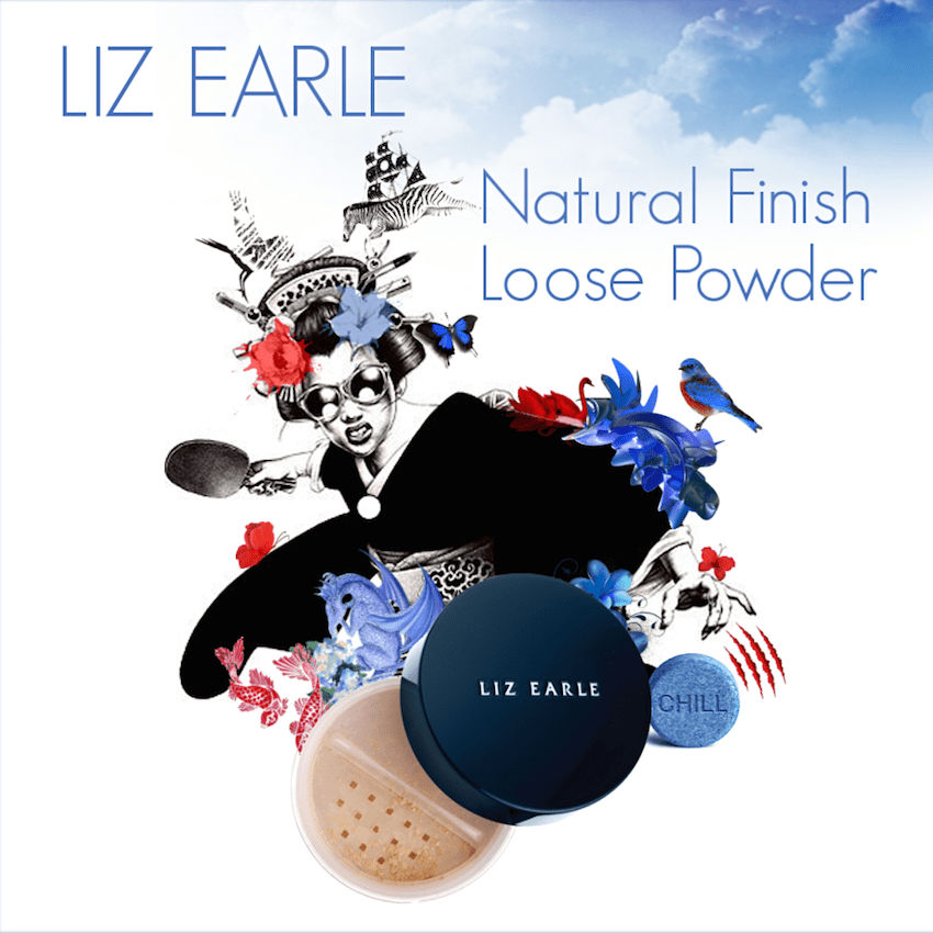 Liz Earle Colour Natural Finish Loose Powder,