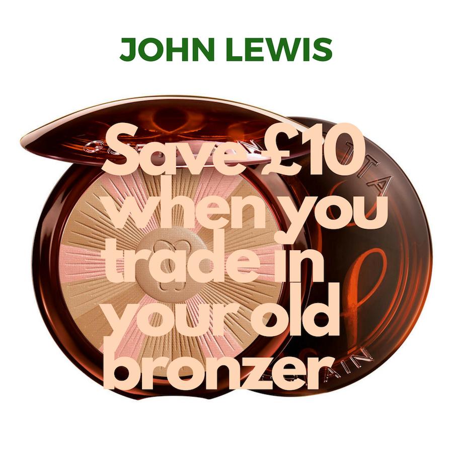 John Lewis Bronzer Offer