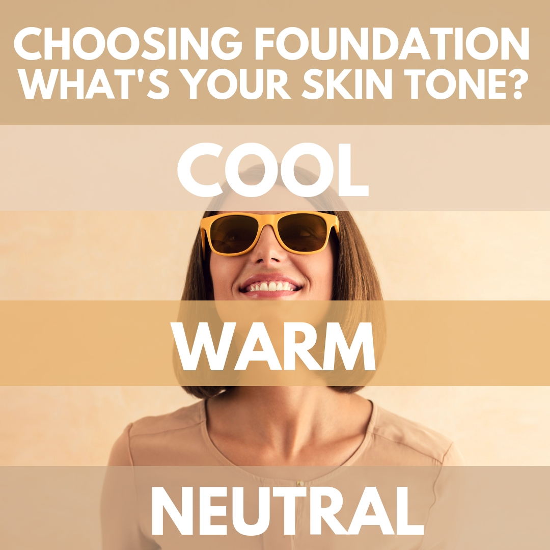 Foundation: Are you cool, warm or neutral?