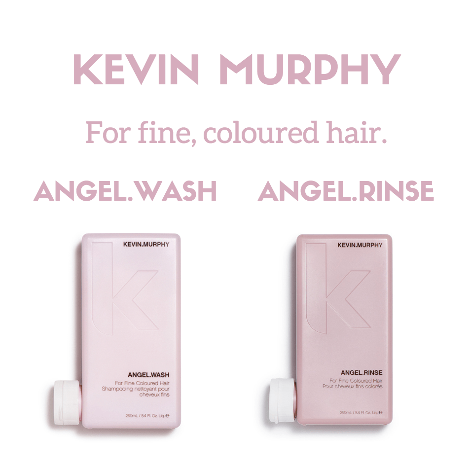 Kevin Murphy Angel Wash & Angel Rinse