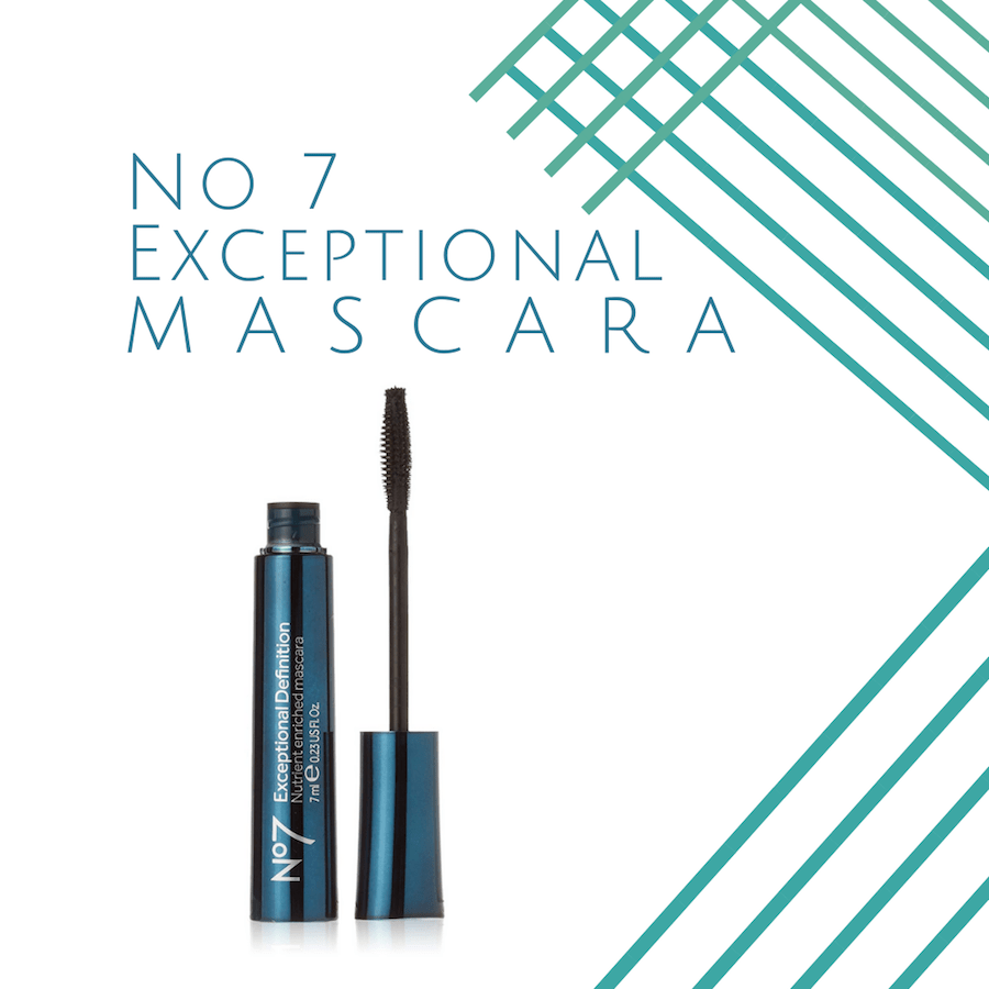 No7 Exceptional Definition Mascara