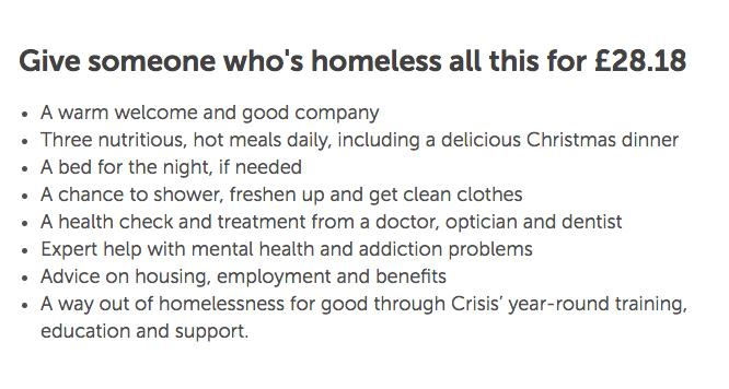 Crisis at Christmas