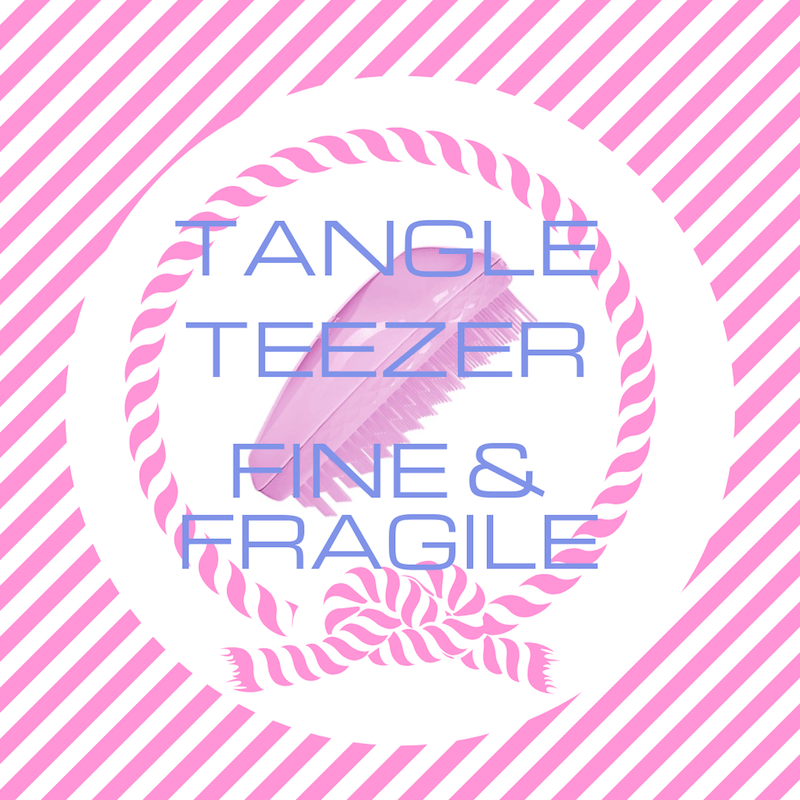 Tangle Teezer Fine and Fragile Detangling Hairbrush