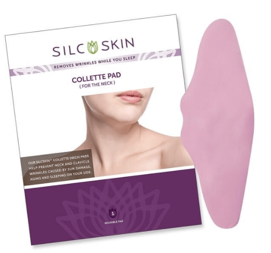 SILCSKIN COLLETTE PADS - FOR THE NECK