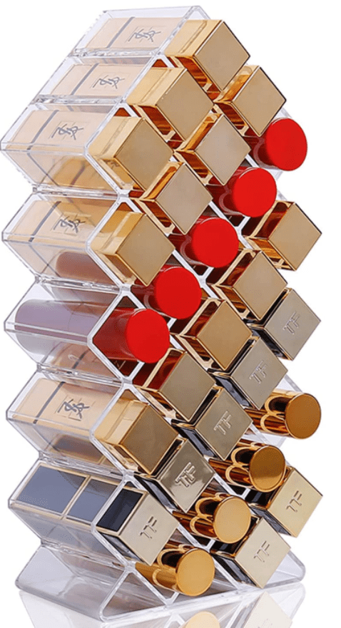 28 Grids Lipstick Holder