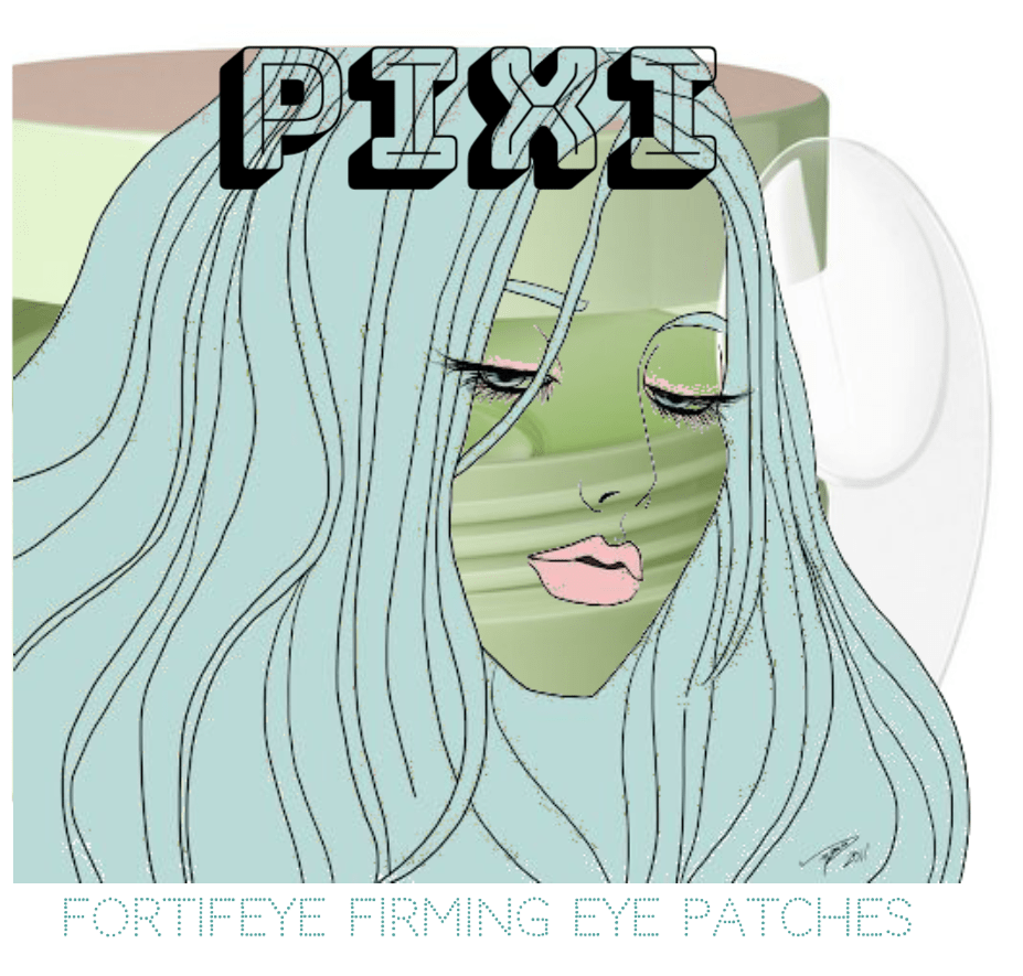 REVIEW: PIXI FORTIFEYE FIRMING EYE PATCHES