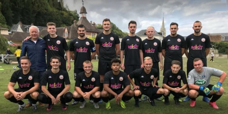 FC AGS : première saison prometteuse