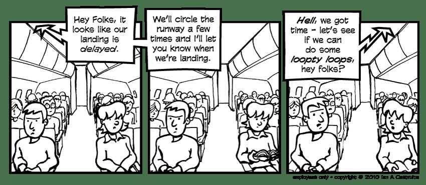 LandingDelay