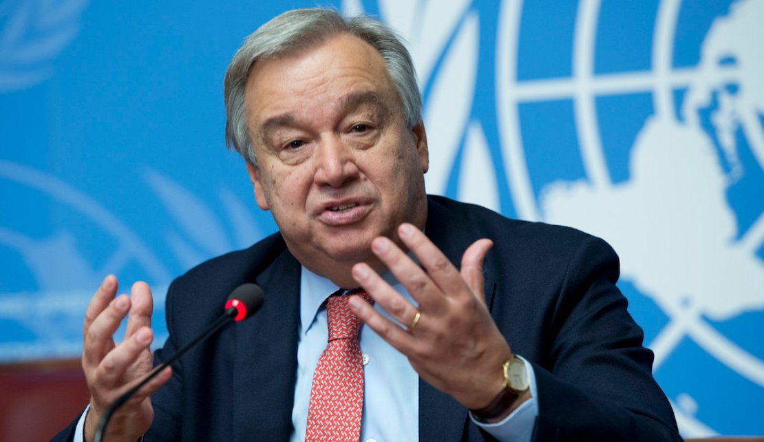 UN Secretary-General's remarks on the appointment of António Guterres as  Secretary-General-designate of the United Nations   UNFICYP