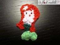 Spilla Ariel la Sirenetta