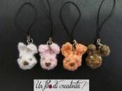 Coniglietti vari charm crochet