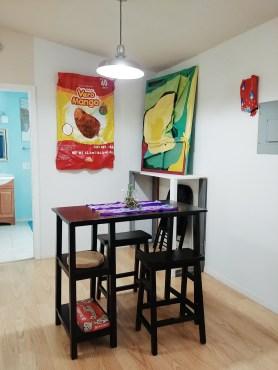 Werk House SA: Interior View. Courtesy of the Artist.