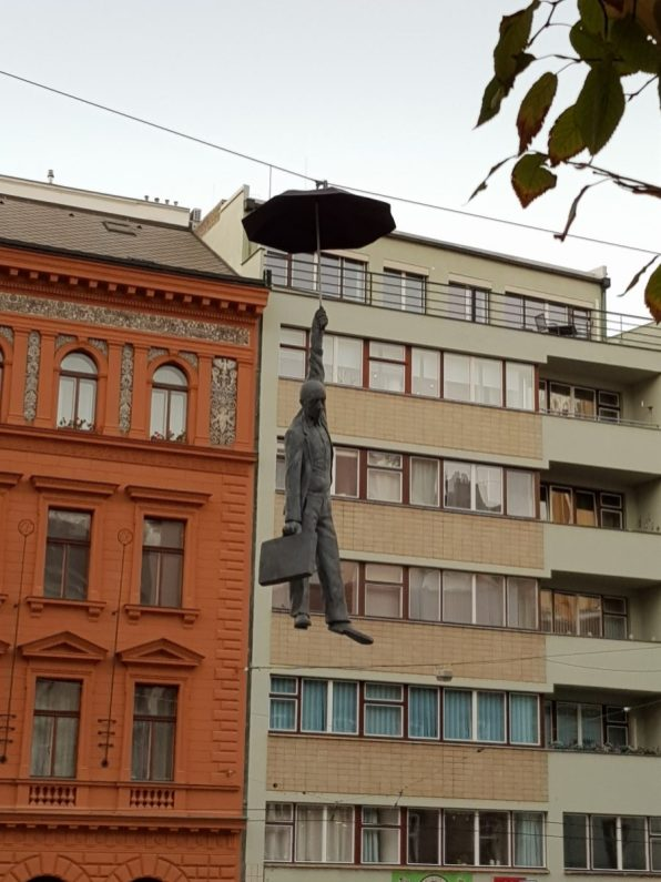 Slight uncertainty in Prague