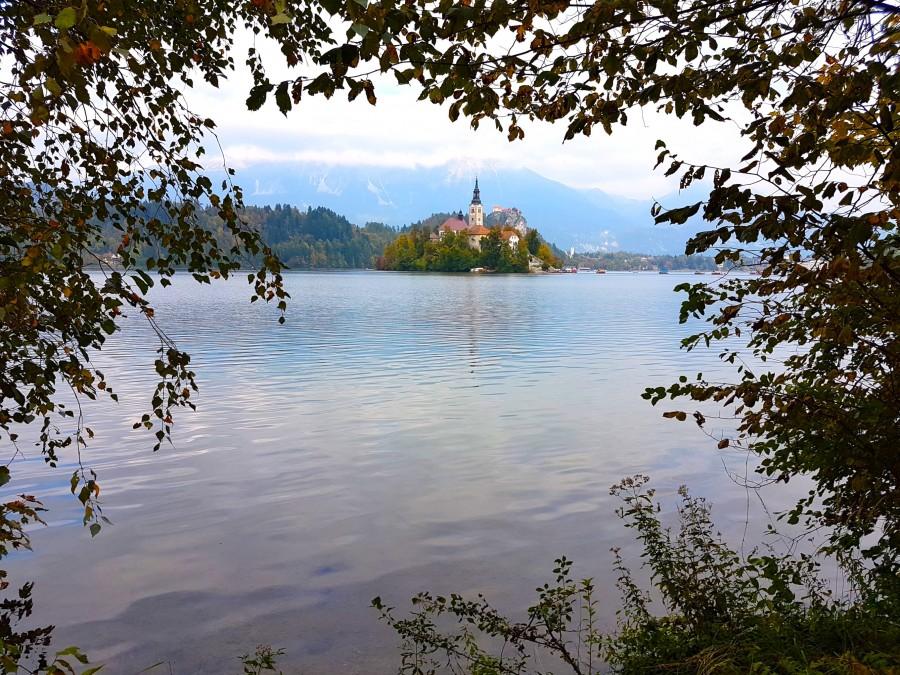 Lake Bled in September