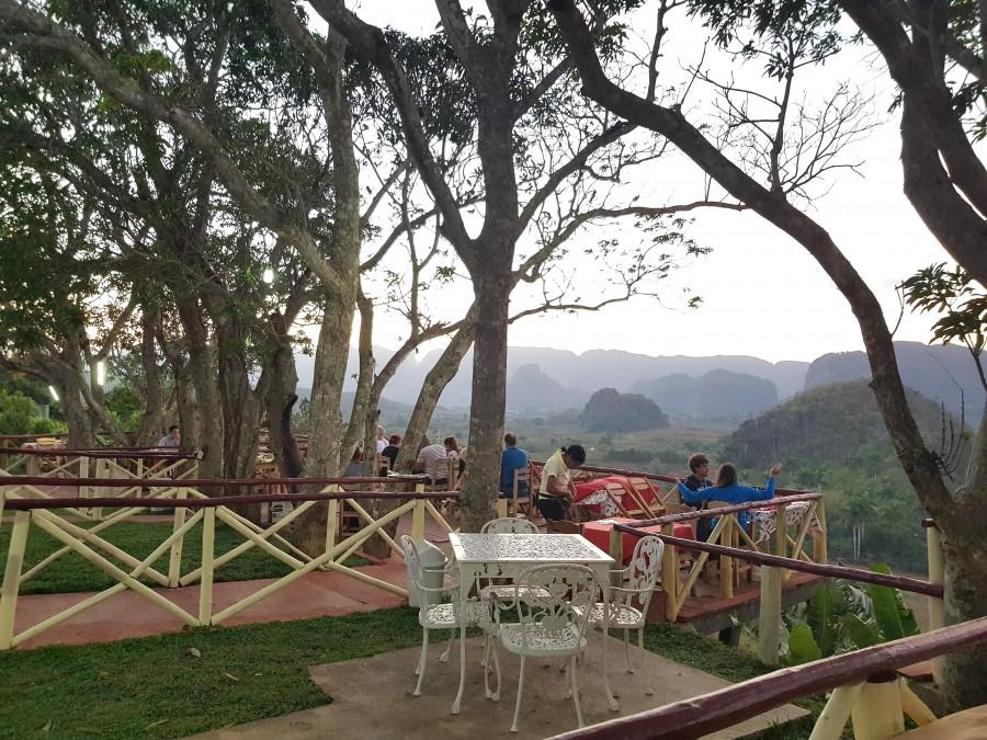 Balcon de Valle restaurant