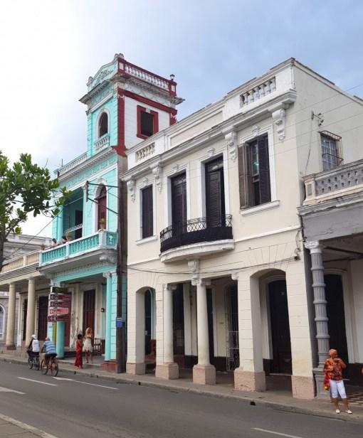 Interesting houses, Cuba